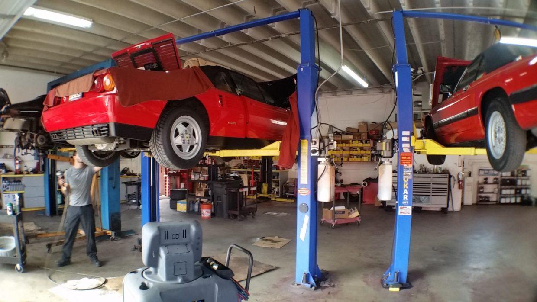 Luxury Auto Repair