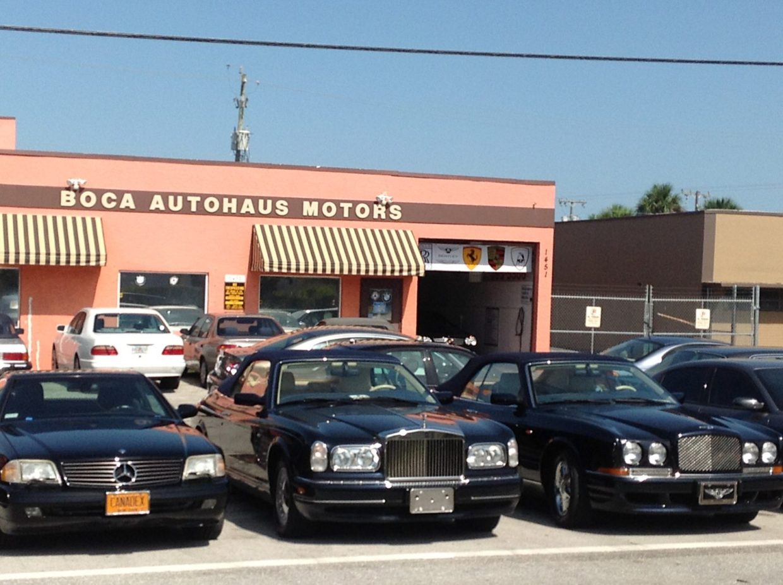 Boca Autohaus Shop in Boca Raton, FL