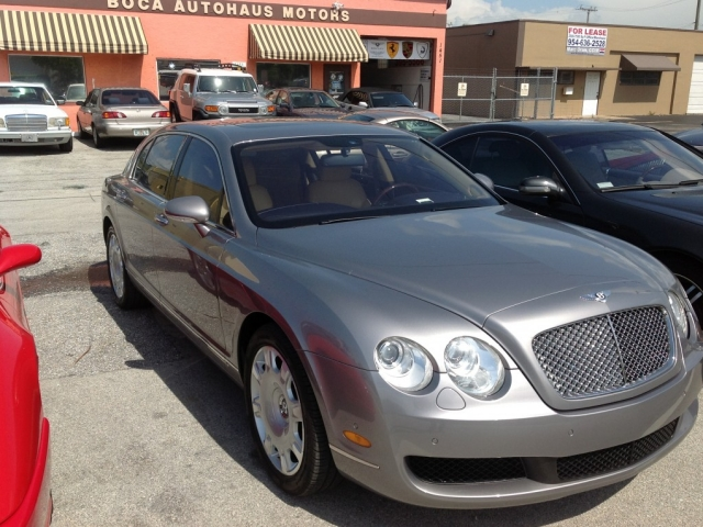Bentley Repair Boca Raton