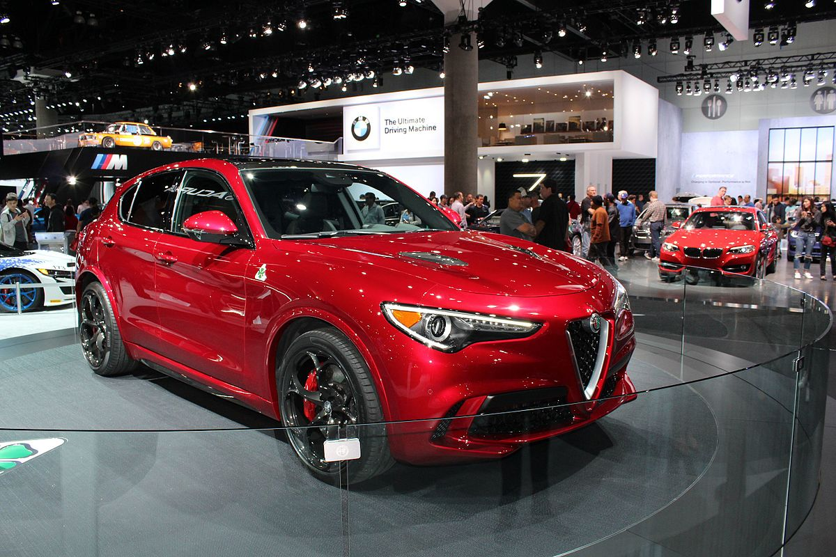 Top Luxury Cars At The 2016 La Auto Show