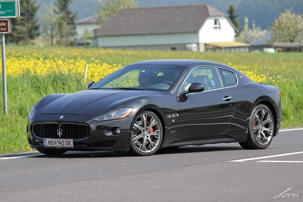 Electric Maserati