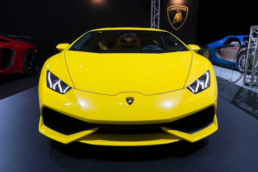 The Lowdown of Lamborghini's Latest Powerhouse: Huracan