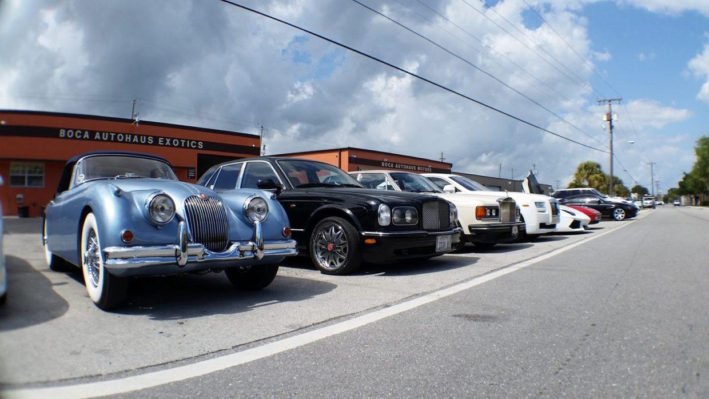 Exotic and Auto Repair Shop In Boca Raton