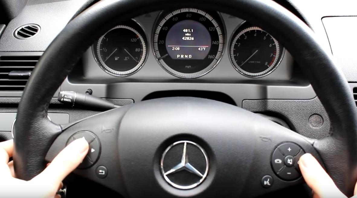 mercedes service indicator 2