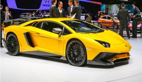 Lamborghini auto repair
