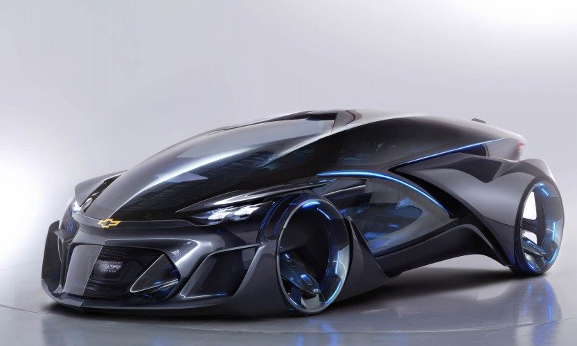 Top Concept Cars of 2015